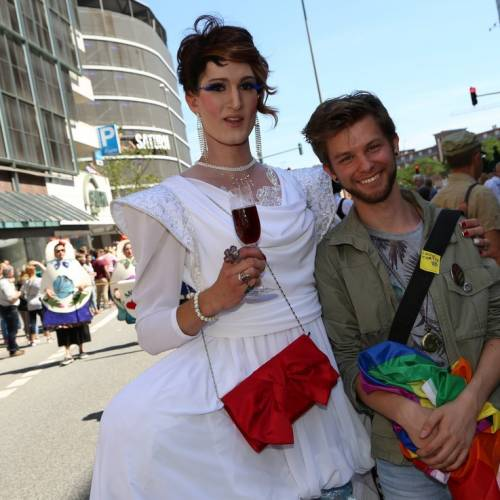 Hamburg Pride Demonstration 1 & Strassenfest - Bild 118