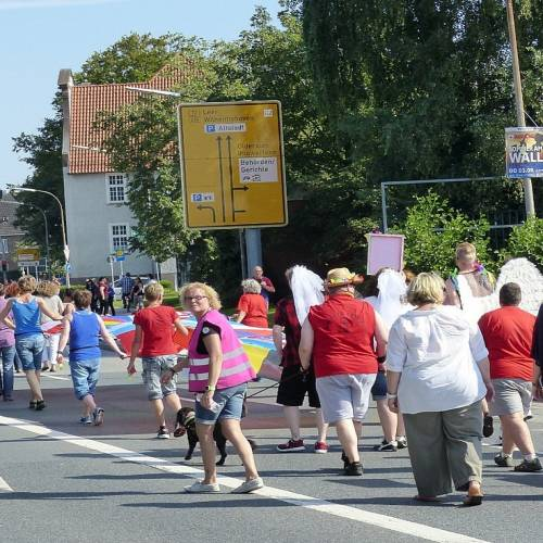 CSD Aurich Demonstration & Strassenfest - Bild 8