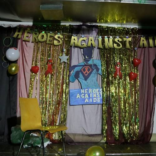 Heroes Against AIDS