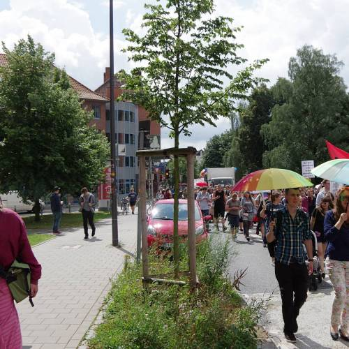 CSD Kiel - Demonstration - Bild 7