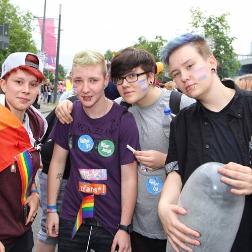 CSD Nordwest Demonstration & Strassenfest - Bild 74