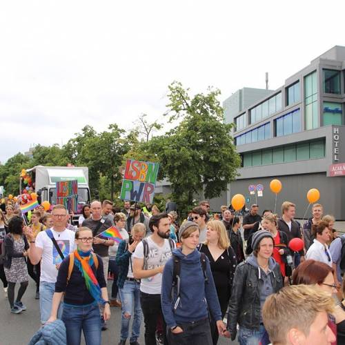 CSD Nordwest Demonstration & Strassenfest - Bild 84