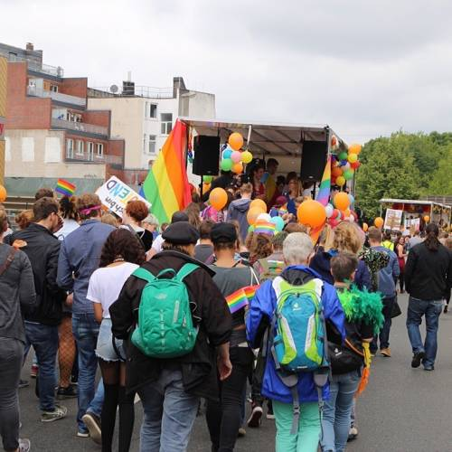 CSD Nordwest Demonstration & Strassenfest - Bild 88