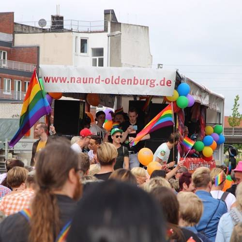 CSD Nordwest Demonstration & Strassenfest - Bild 91