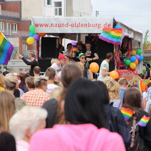 CSD Nordwest Demonstration & Strassenfest - Bild 92