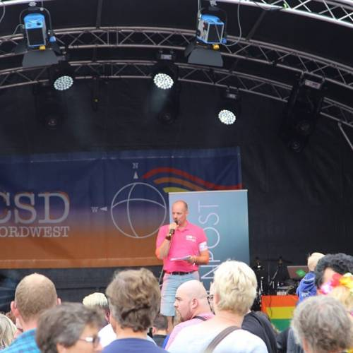 CSD Nordwest Demonstration & Strassenfest - Bild 7