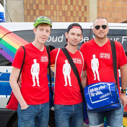 CSD Bremen Demonstration - Bild 20