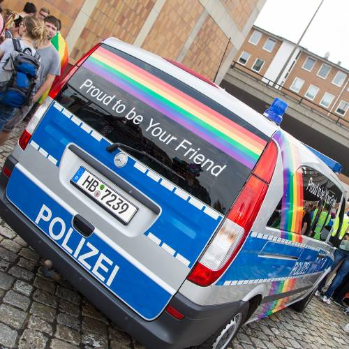 CSD Bremen Demonstration - Bild 23