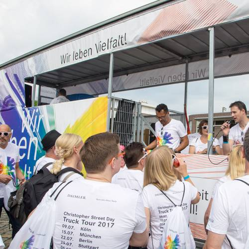 CSD Bremen Demonstration - Bild 24