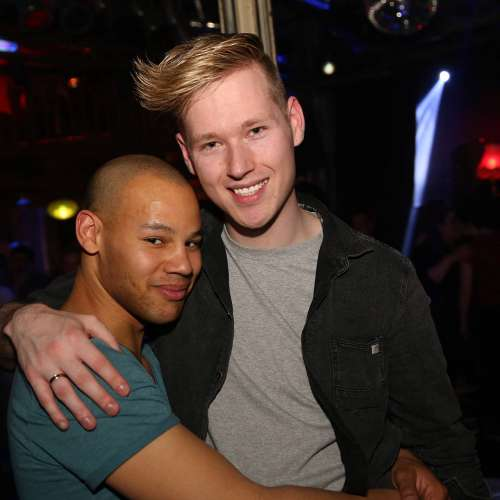 Gays and Friends
