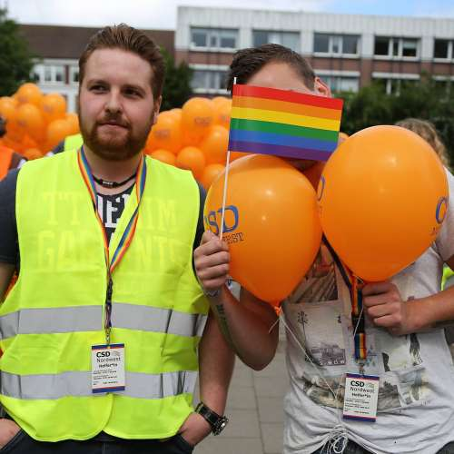 CSD Nordwest - Demonstration - Bild 2