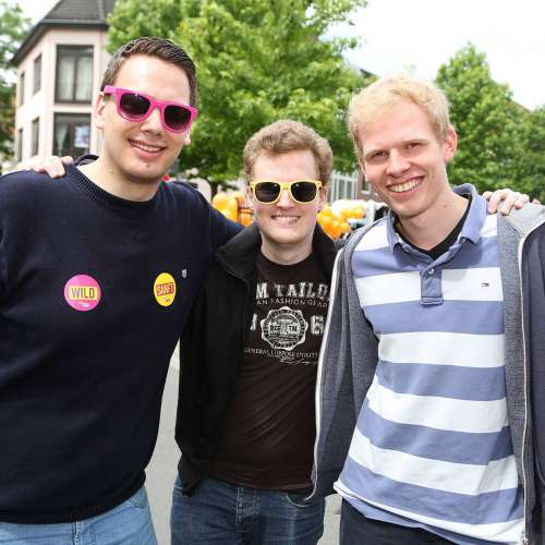 CSD Nordwest - Demonstration - Bild 6