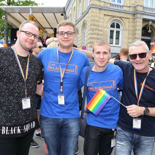CSD Nordwest - Demonstration - Bild 9