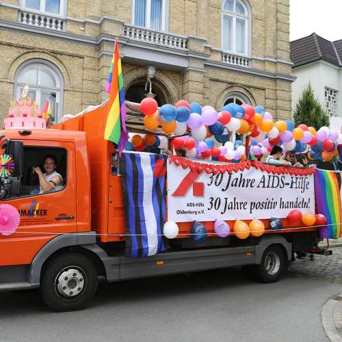 CSD Nordwest - Demonstration - Bild 12