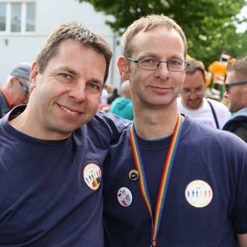 CSD Nordwest - Demonstration - Bild 25
