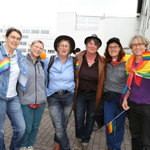 CSD Nordwest - Demonstration - Bild 28