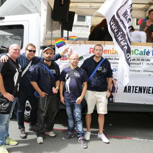 CSD Nordwest - Demonstration - Bild 32