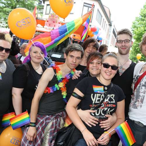 CSD Nordwest - Demonstration - Bild 37