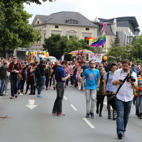 CSD Nordwest - Demonstration - Bild 44
