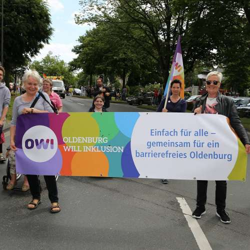 CSD Nordwest - Demonstration - Bild 52
