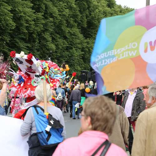 CSD Nordwest - Demonstration - Bild 53