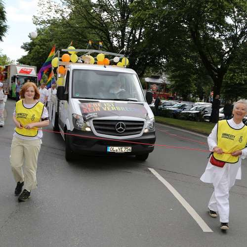 CSD Nordwest - Demonstration - Bild 54