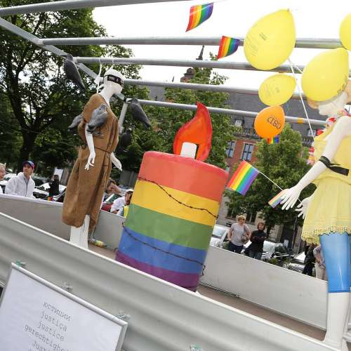 CSD Nordwest - Demonstration - Bild 55