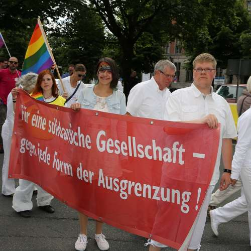 CSD Nordwest - Demonstration - Bild 56