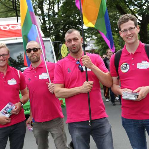 CSD Nordwest - Demonstration - Bild 57