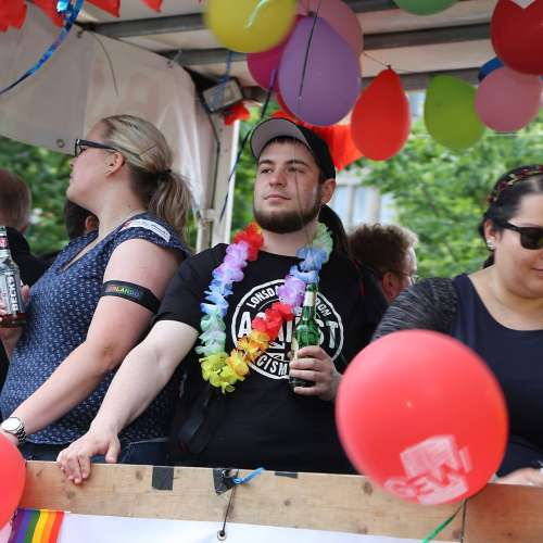 CSD Nordwest - Demonstration - Bild 58