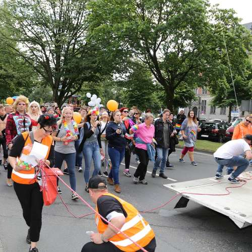 CSD Nordwest - Demonstration - Bild 59