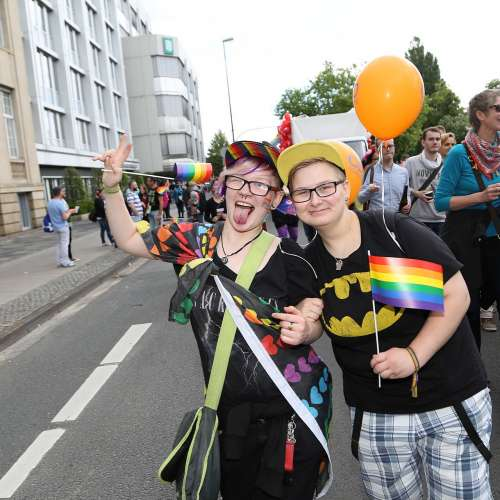 CSD Nordwest - Demonstration - Bild 63
