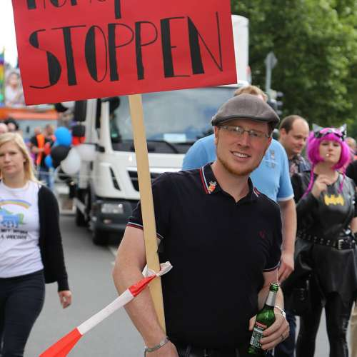 CSD Nordwest - Demonstration - Bild 65