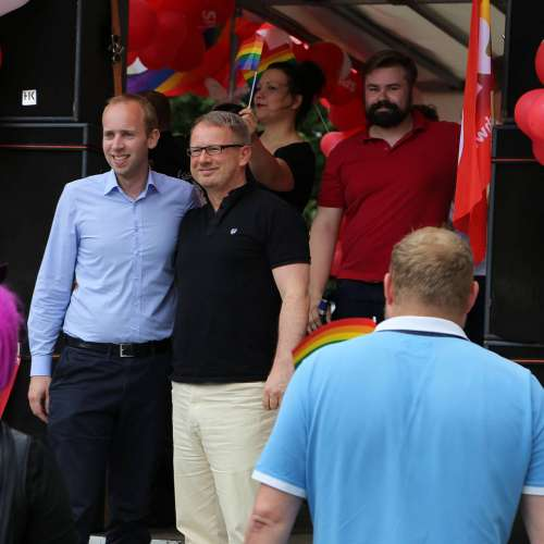CSD Nordwest - Demonstration - Bild 66