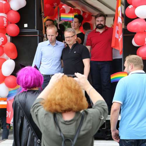 CSD Nordwest - Demonstration - Bild 67