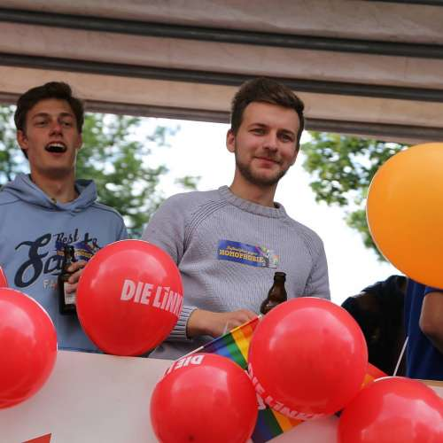 CSD Nordwest - Demonstration - Bild 80