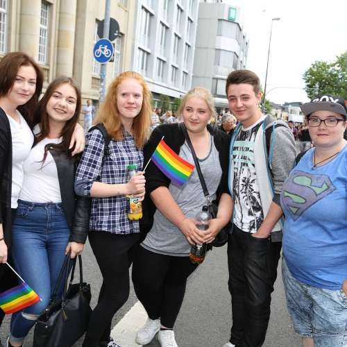 CSD Nordwest - Demonstration - Bild 81