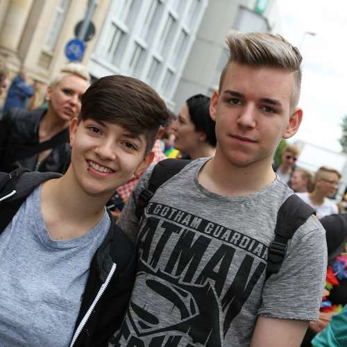 CSD Nordwest - Demonstration - Bild 87