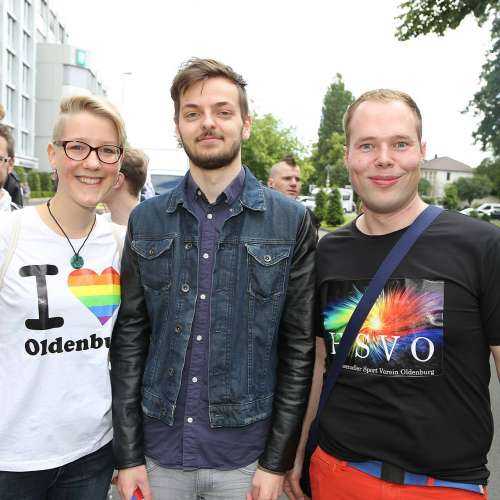 CSD Nordwest - Demonstration - Bild 88