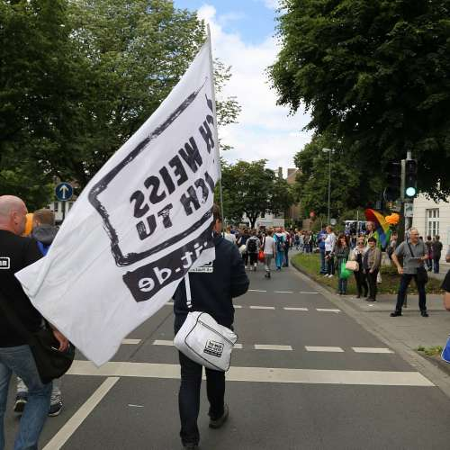 CSD Nordwest - Demonstration - Bild 90