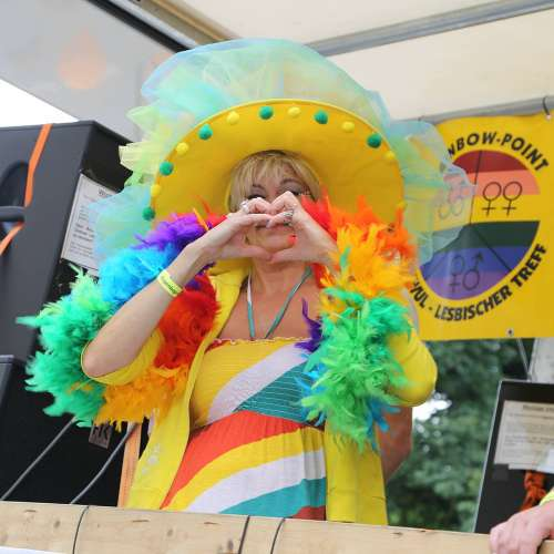 CSD Nordwest - Demonstration - Bild 92