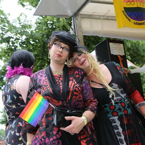 CSD Nordwest - Demonstration - Bild 94
