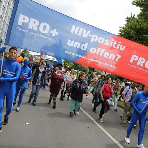 CSD Nordwest - Demonstration - Bild 97