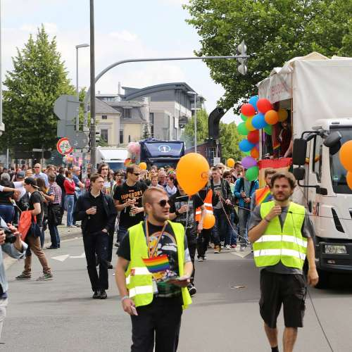 CSD Nordwest - Demonstration - Bild 98