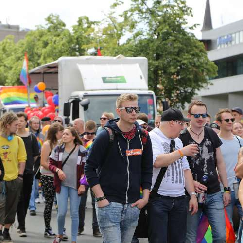 CSD Nordwest - Demonstration - Bild 123