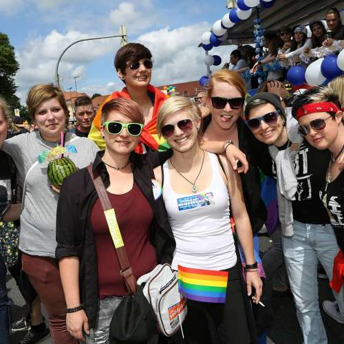 CSD Nordwest - Demonstration - Bild 158