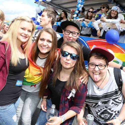 CSD Nordwest - Demonstration - Bild 159
