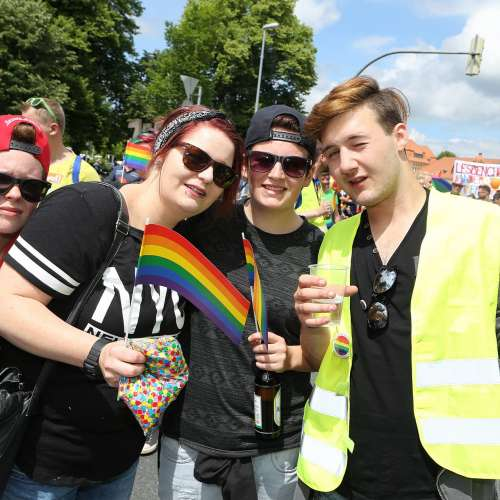 CSD Nordwest - Demonstration - Bild 165