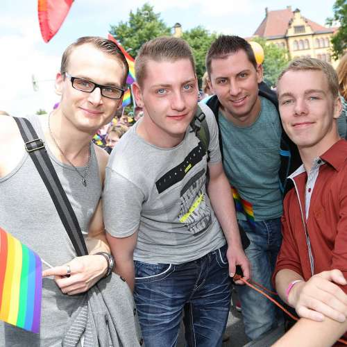 CSD Nordwest - Demonstration - Bild 173