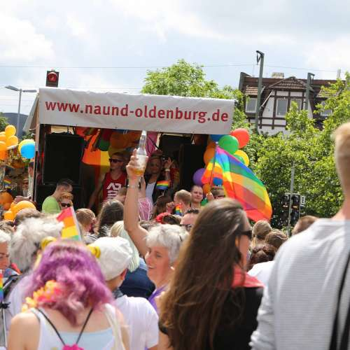 CSD Nordwest - Demonstration - Bild 175
